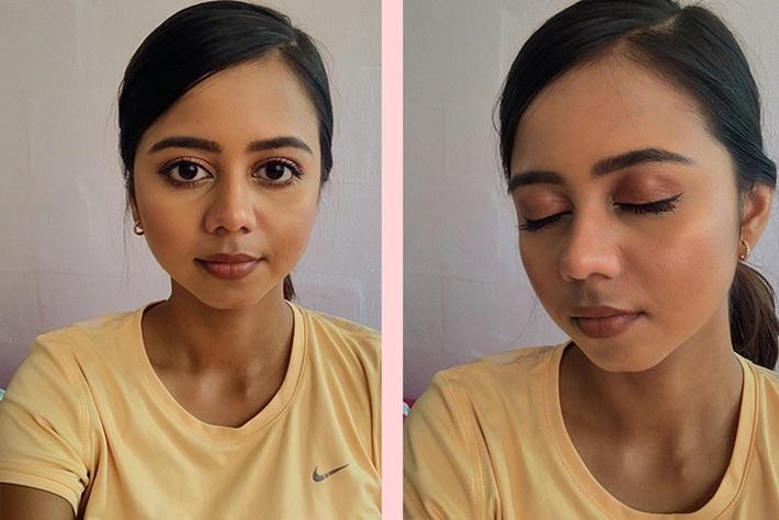 Chơi liều để nguyên lớp makeup qua đêm, cô gái gặp quả báo nhãn tiền vào ngay ngày hôm sau - Ảnh 2.