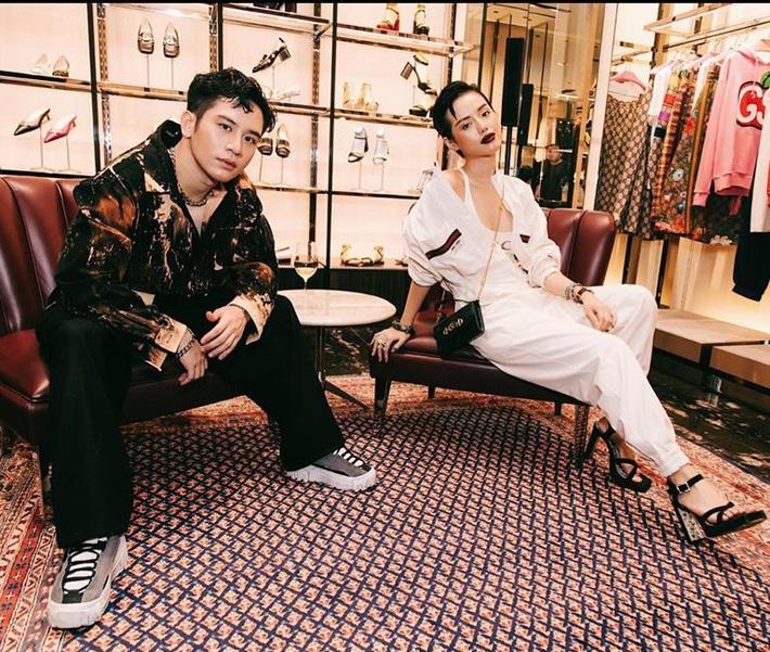 Khánh Linh, Giang Ơi, Vũ Dino mặc thế nào mà bị dè bỉu rải phèn tại sự kiện của Gucci? - Ảnh 6.
