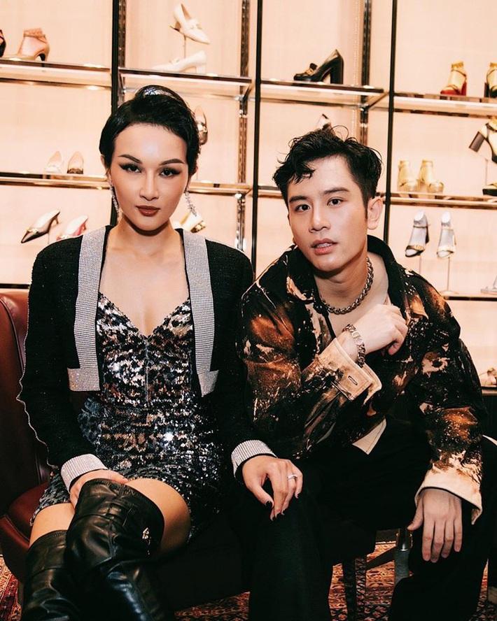 Khánh Linh, Giang Ơi, Vũ Dino mặc thế nào mà bị dè bỉu rải phèn tại sự kiện của Gucci? - Ảnh 2.