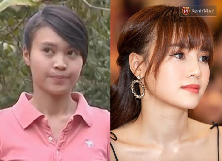 """Sao Việt đổi style makeup chóng mặt sau 10 năm: Ngọc Trinh, Lan Ngọc bớt """"sến""""; đẹp ngỡ ngàng là Chi Pu, Minh Hằng - Ảnh 5."""