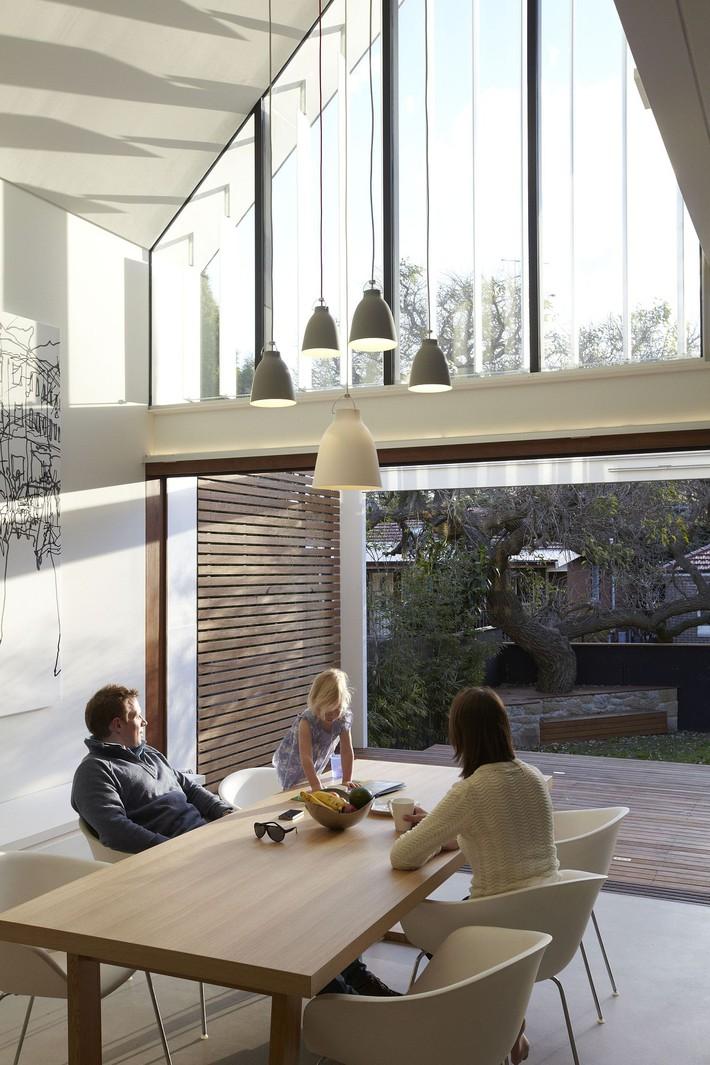 Ngạc nhiên chưa: Một ngôi nhà thông minh có thể kiểm soát được nhiệt độ nhờ di chuyển phần mái đã kết nối với máy tính - Ảnh 6.