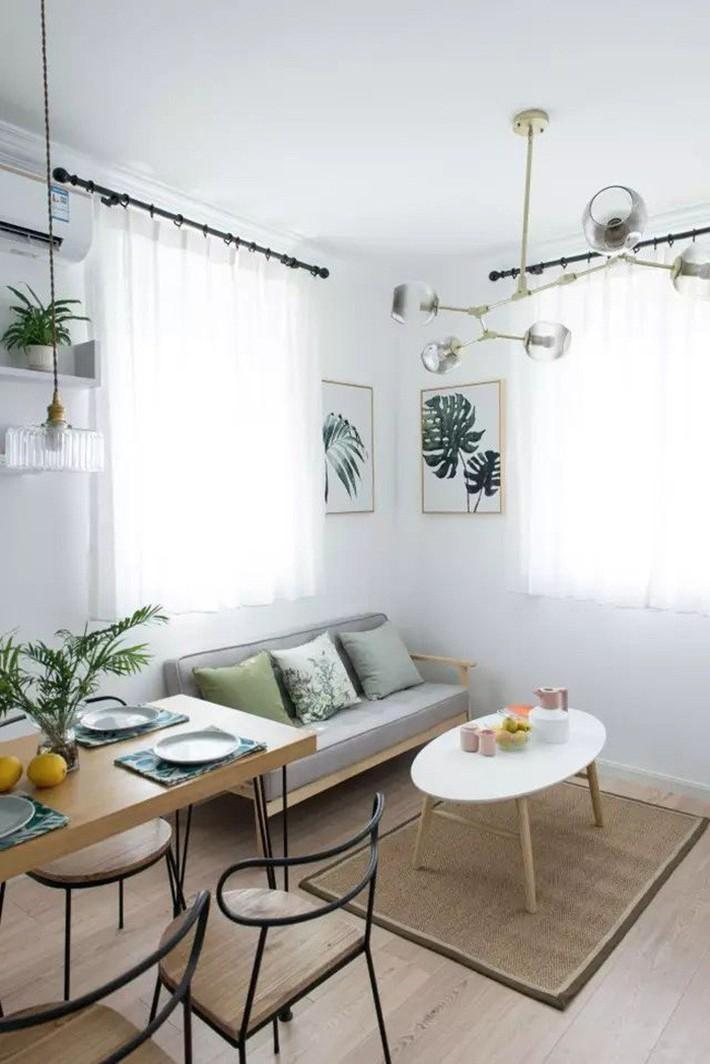 49m² vẫn tươm tất cho 2 phòng ngủ và cuộc sống không thể tuyệt vời hơn khi cải tạo từ căn hộ cũ kỹ - Ảnh 5.