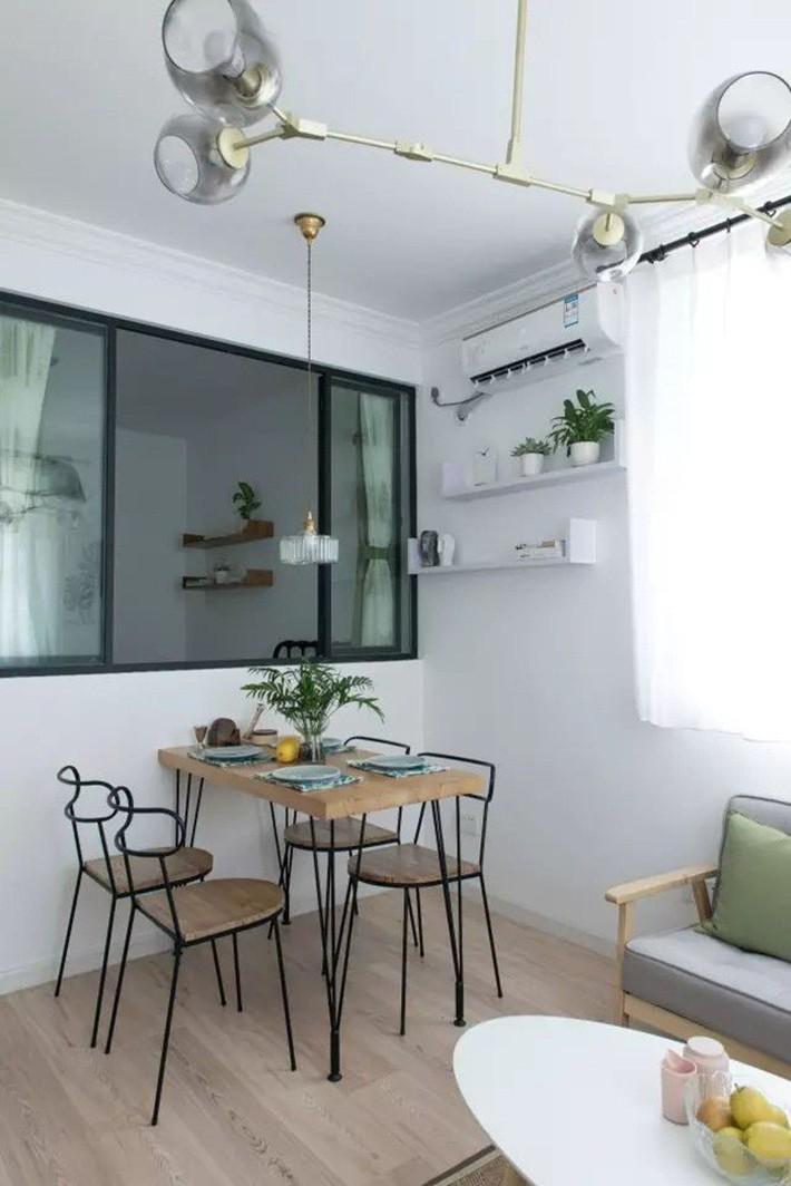 49m² vẫn tươm tất cho 2 phòng ngủ và cuộc sống không thể tuyệt vời hơn khi cải tạo từ căn hộ cũ kỹ - Ảnh 6.