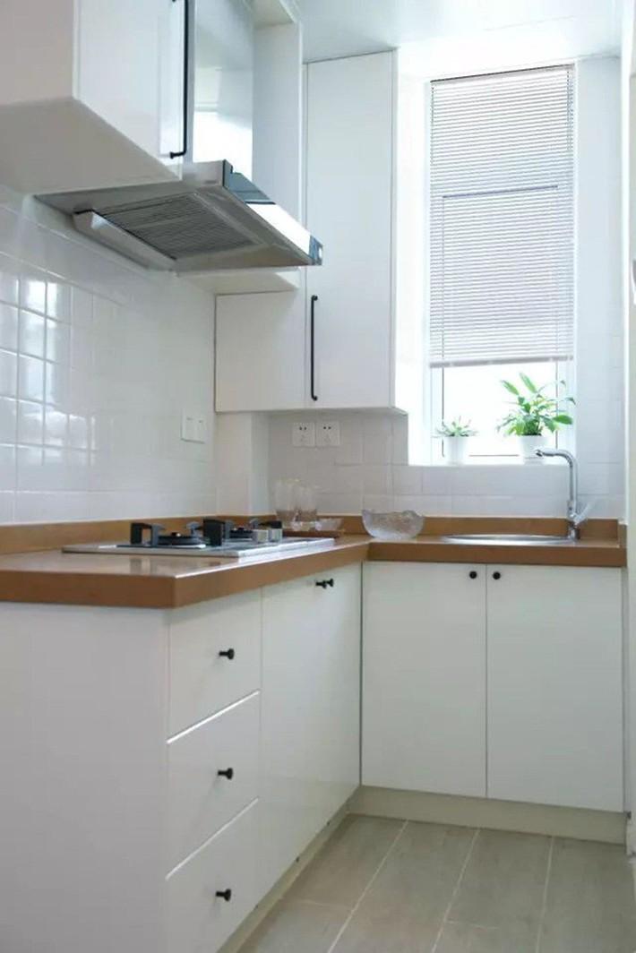 49m² vẫn tươm tất cho 2 phòng ngủ và cuộc sống không thể tuyệt vời hơn khi cải tạo từ căn hộ cũ kỹ - Ảnh 17.