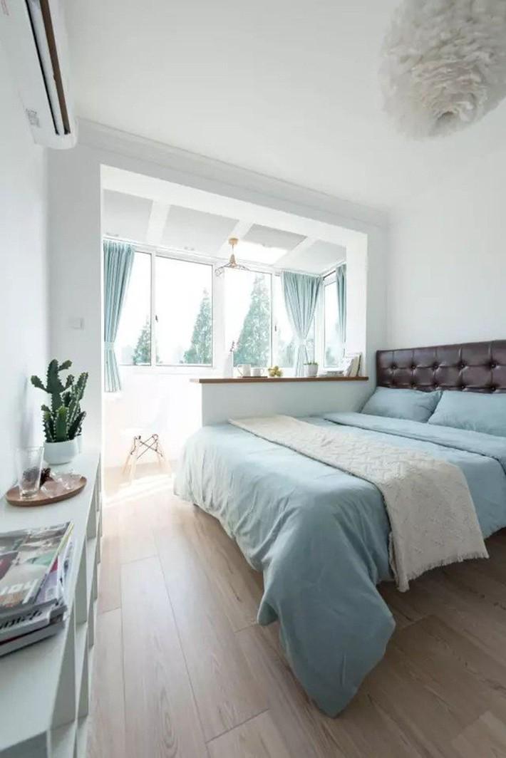 49m² vẫn tươm tất cho 2 phòng ngủ và cuộc sống không thể tuyệt vời hơn khi cải tạo từ căn hộ cũ kỹ - Ảnh 14.