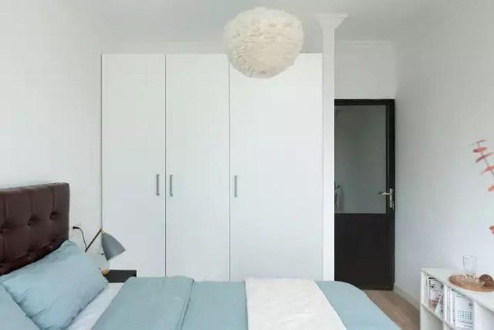 49m² vẫn tươm tất cho 2 phòng ngủ và cuộc sống không thể tuyệt vời hơn khi cải tạo từ căn hộ cũ kỹ - Ảnh 11.