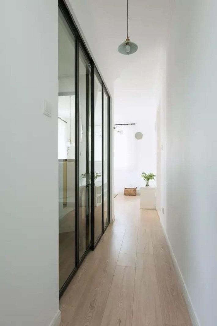 49m² vẫn tươm tất cho 2 phòng ngủ và cuộc sống không thể tuyệt vời hơn khi cải tạo từ căn hộ cũ kỹ - Ảnh 10.