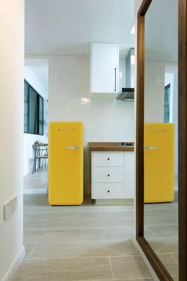 49m² vẫn tươm tất cho 2 phòng ngủ và cuộc sống không thể tuyệt vời hơn khi cải tạo từ căn hộ cũ kỹ - Ảnh 15.