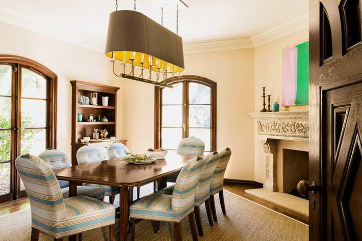 Những thiết kế nhỏ mà có võ cho phòng ăn của gia đình luôn ấm cúng - Ảnh 5.