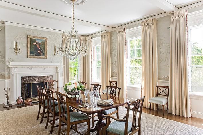 Những thiết kế nhỏ mà có võ cho phòng ăn của gia đình luôn ấm cúng - Ảnh 11.