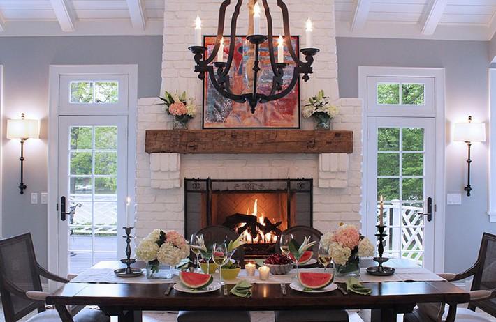 Những thiết kế nhỏ mà có võ cho phòng ăn của gia đình luôn ấm cúng - Ảnh 16.