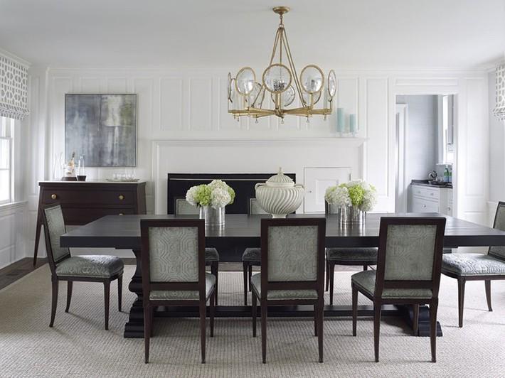 Những thiết kế nhỏ mà có võ cho phòng ăn của gia đình luôn ấm cúng - Ảnh 17.
