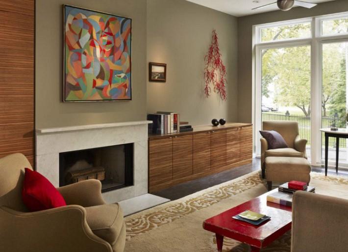 Mách bạn cách lựa chọn bảng màu sắc thiết kế nhà theo năm sinh để hợp phong thủy lấy may (Phần 2) - Ảnh 9.