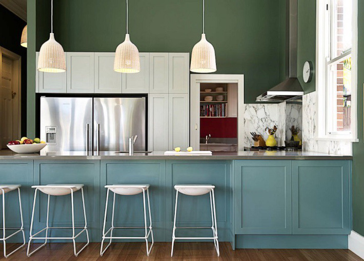 Mách bạn cách lựa chọn bảng màu sắc thiết kế nhà theo năm sinh để hợp phong thủy lấy may (Phần 1) - Ảnh 4.