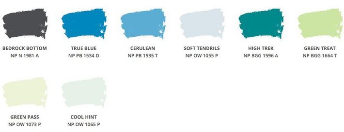 Mách bạn cách lựa chọn bảng màu sắc thiết kế nhà theo năm sinh để hợp phong thủy lấy may (Phần 2) - Ảnh 14.