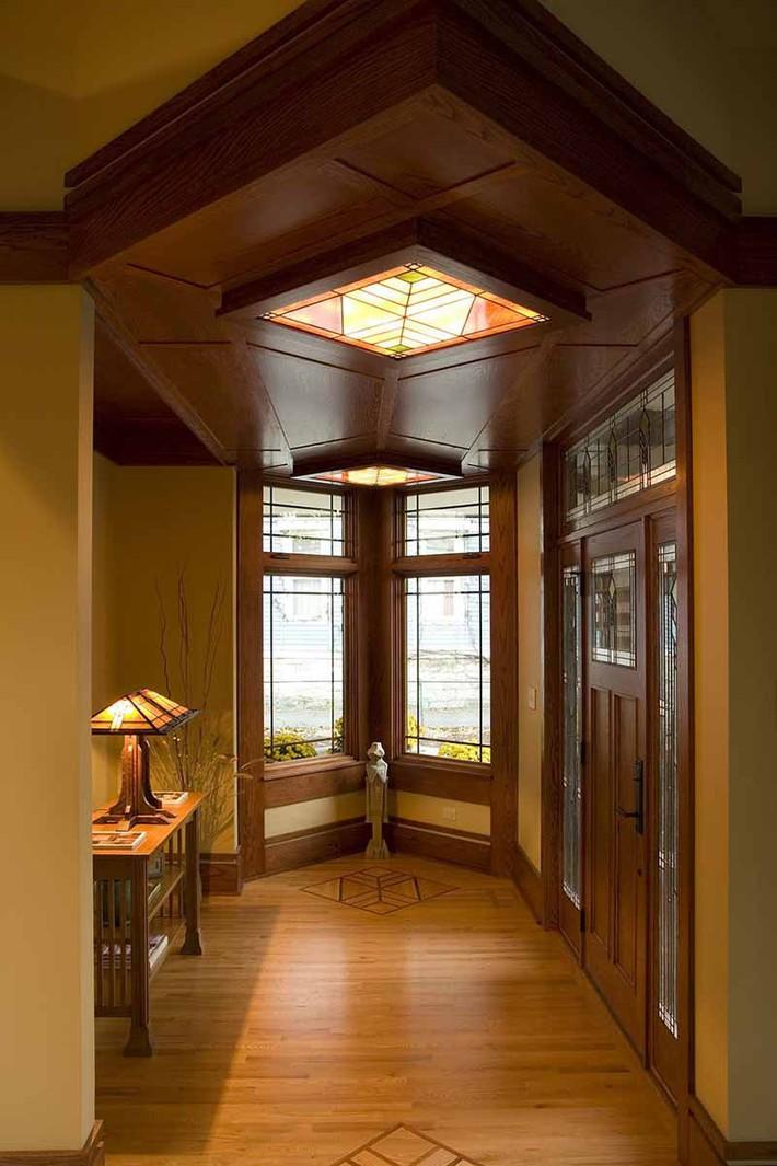 Ghi lại ngay vài tuyệt chiêu trang trí để lối hành lang của gia đình không còn nhàm chán - Ảnh 2.