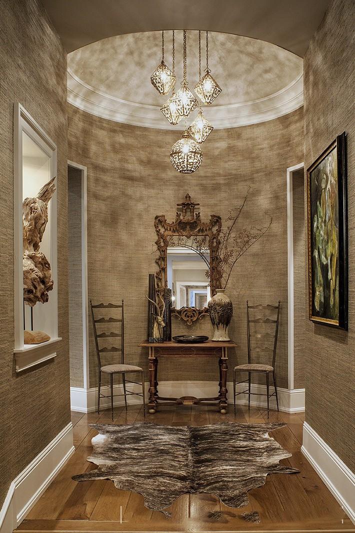 Ghi lại ngay vài tuyệt chiêu trang trí để lối hành lang của gia đình không còn nhàm chán - Ảnh 11.