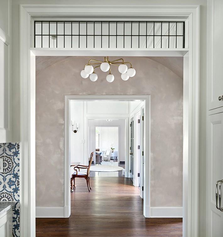 Ghi lại ngay vài tuyệt chiêu trang trí để lối hành lang của gia đình không còn nhàm chán - Ảnh 12.