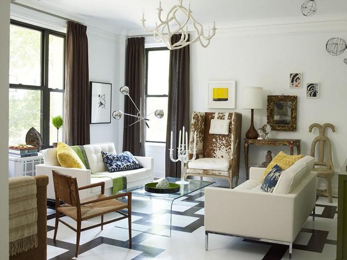 Thay da đổi thịt cho căn phòng khách gia đình bằng những món đồ nội thất hiện đại - Ảnh 2.