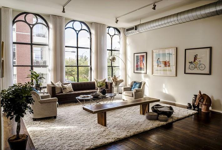 Thay da đổi thịt cho căn phòng khách gia đình bằng những món đồ nội thất hiện đại - Ảnh 4.