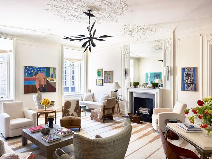 Thay da đổi thịt cho căn phòng khách gia đình bằng những món đồ nội thất hiện đại - Ảnh 9.