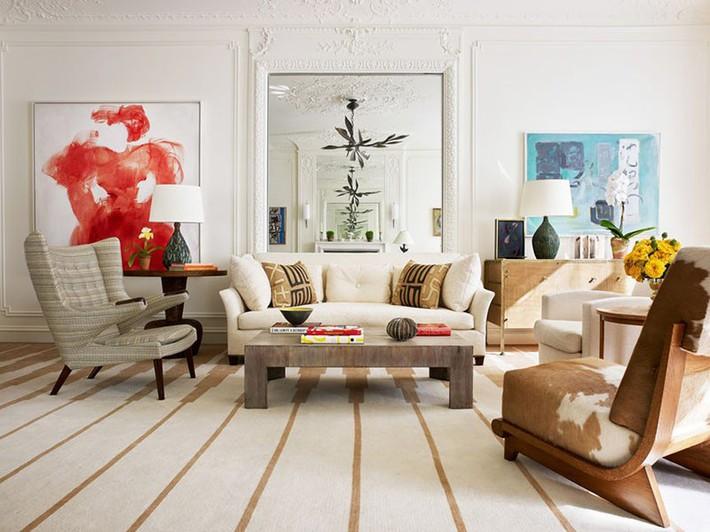 Thay da đổi thịt cho căn phòng khách gia đình bằng những món đồ nội thất hiện đại - Ảnh 10.