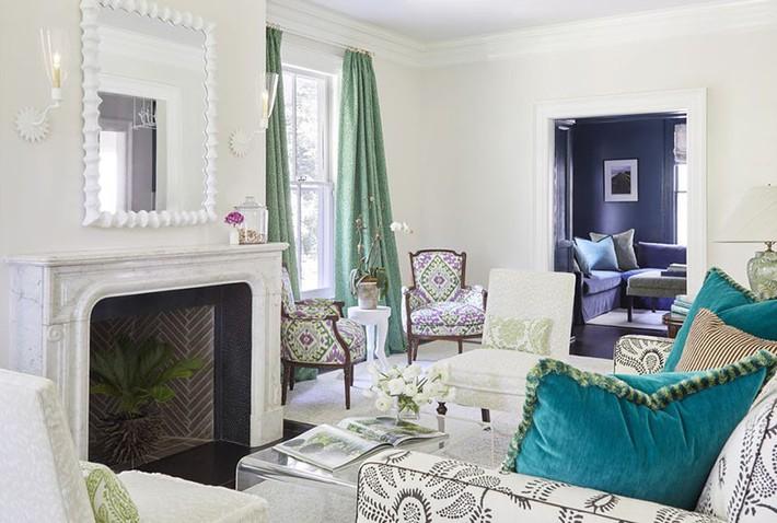 Thay da đổi thịt cho căn phòng khách gia đình bằng những món đồ nội thất hiện đại - Ảnh 13.