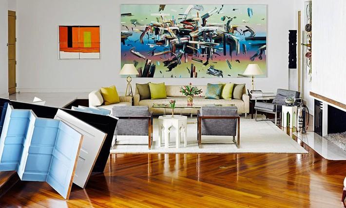 Thay da đổi thịt cho căn phòng khách gia đình bằng những món đồ nội thất hiện đại - Ảnh 18.