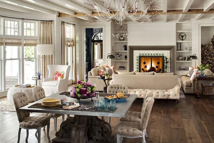 Thay da đổi thịt cho căn phòng khách gia đình bằng những món đồ nội thất hiện đại - Ảnh 20.