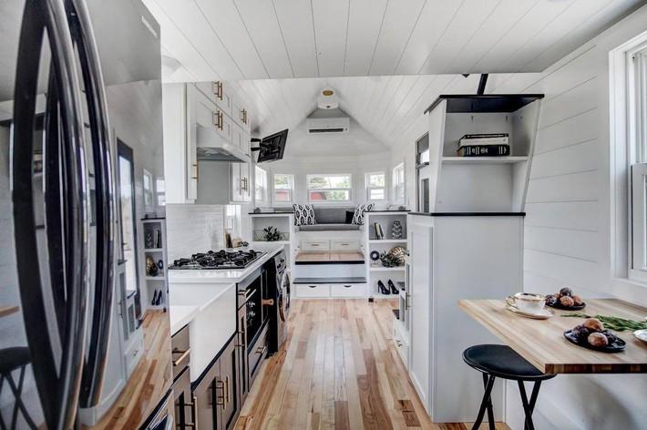 3 ngôi nhà nhỏ xinh nhưng sẽ nằm trong mơ của bất cứ ai muốn tiết kiệm diện tích - Ảnh 1.