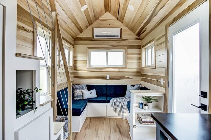 3 ngôi nhà nhỏ xinh nhưng sẽ nằm trong mơ của bất cứ ai muốn tiết kiệm diện tích - Ảnh 7.