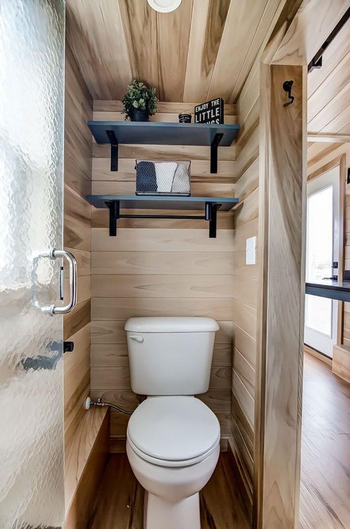 3 ngôi nhà nhỏ xinh nhưng sẽ nằm trong mơ của bất cứ ai muốn tiết kiệm diện tích - Ảnh 9.