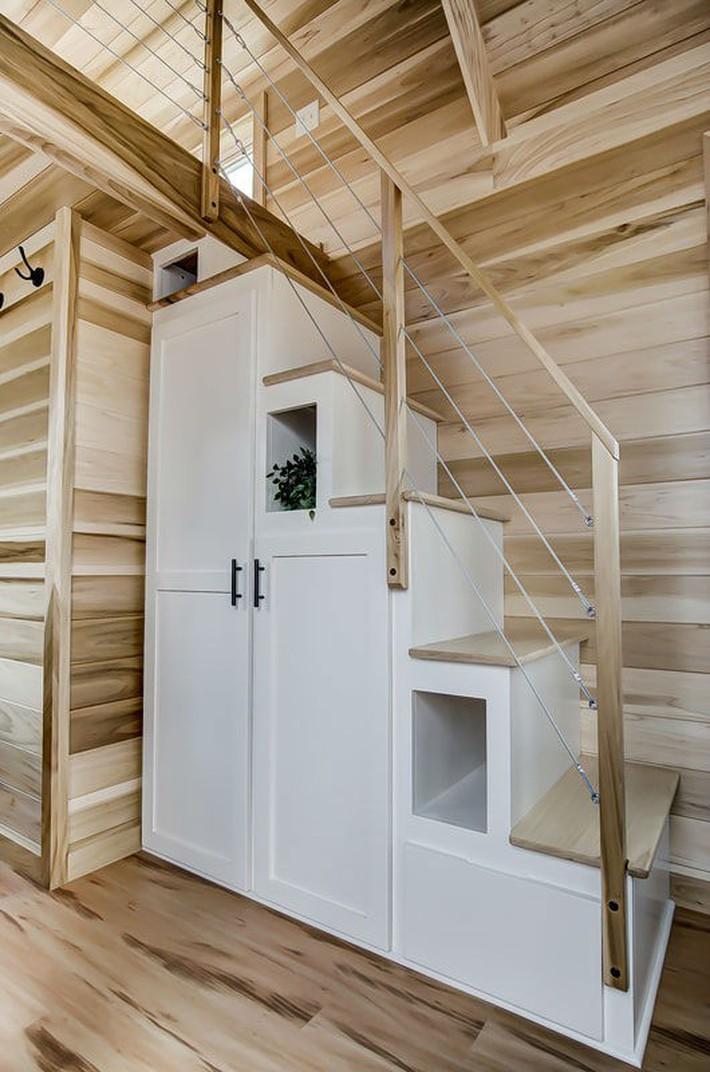 3 ngôi nhà nhỏ xinh nhưng sẽ nằm trong mơ của bất cứ ai muốn tiết kiệm diện tích - Ảnh 10.