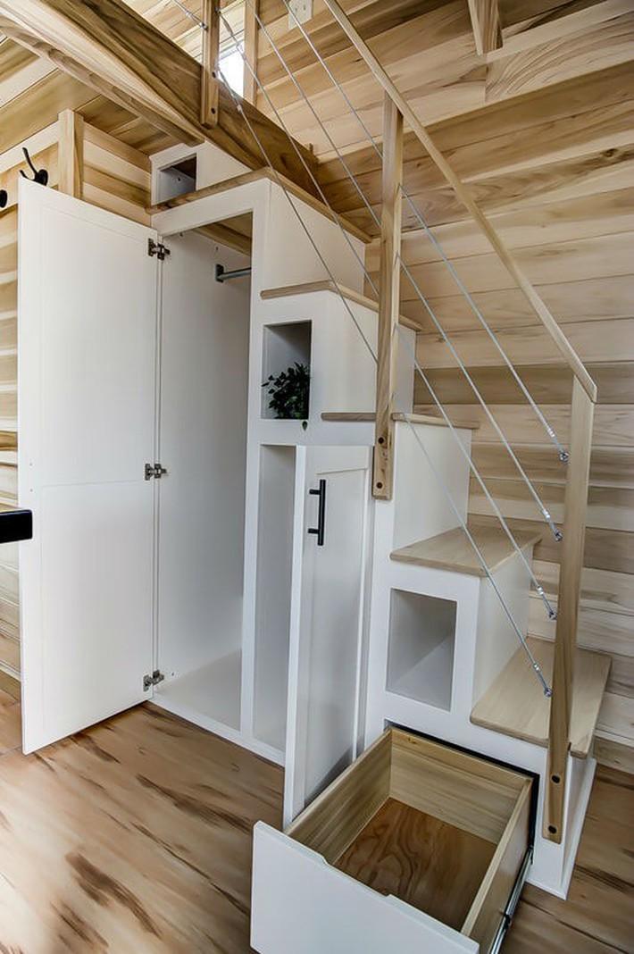 3 ngôi nhà nhỏ xinh nhưng sẽ nằm trong mơ của bất cứ ai muốn tiết kiệm diện tích - Ảnh 11.