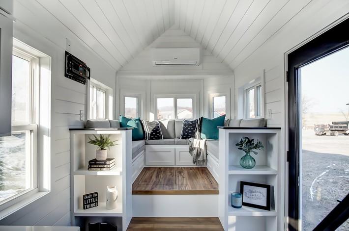 3 ngôi nhà nhỏ xinh nhưng sẽ nằm trong mơ của bất cứ ai muốn tiết kiệm diện tích - Ảnh 13.