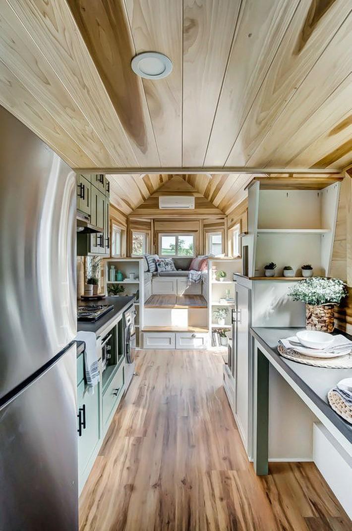 3 ngôi nhà nhỏ xinh nhưng sẽ nằm trong mơ của bất cứ ai muốn tiết kiệm diện tích - Ảnh 19.