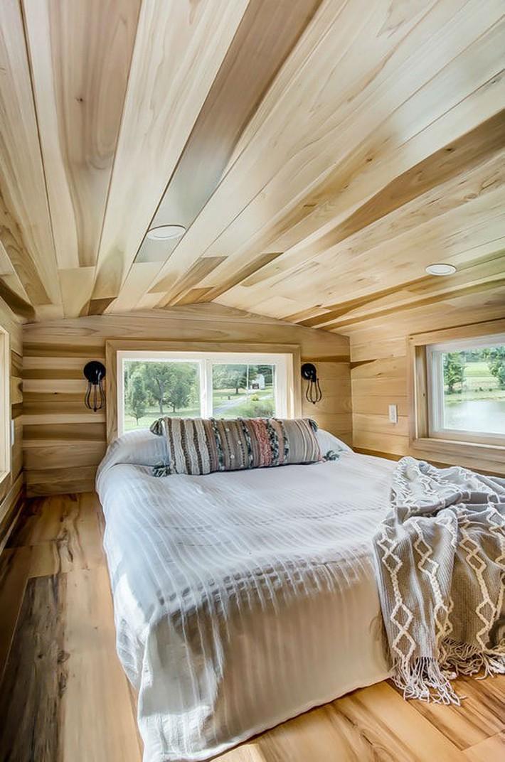 3 ngôi nhà nhỏ xinh nhưng sẽ nằm trong mơ của bất cứ ai muốn tiết kiệm diện tích - Ảnh 20.