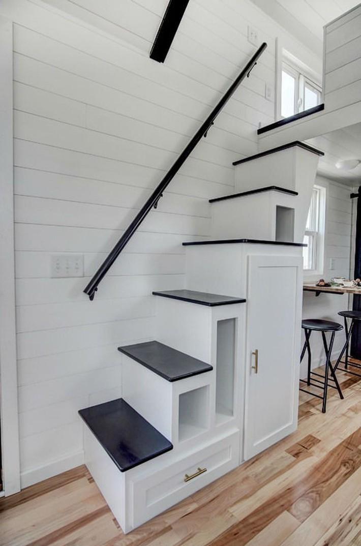 3 ngôi nhà nhỏ xinh nhưng sẽ nằm trong mơ của bất cứ ai muốn tiết kiệm diện tích - Ảnh 2.