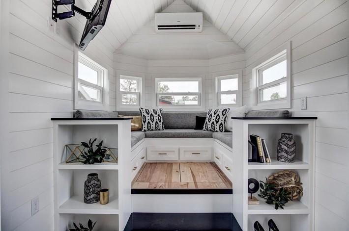 3 ngôi nhà nhỏ xinh nhưng sẽ nằm trong mơ của bất cứ ai muốn tiết kiệm diện tích - Ảnh 3.