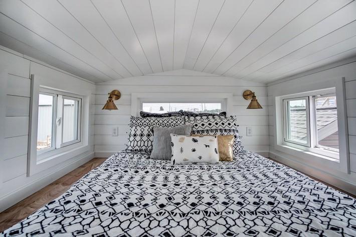 3 ngôi nhà nhỏ xinh nhưng sẽ nằm trong mơ của bất cứ ai muốn tiết kiệm diện tích - Ảnh 4.