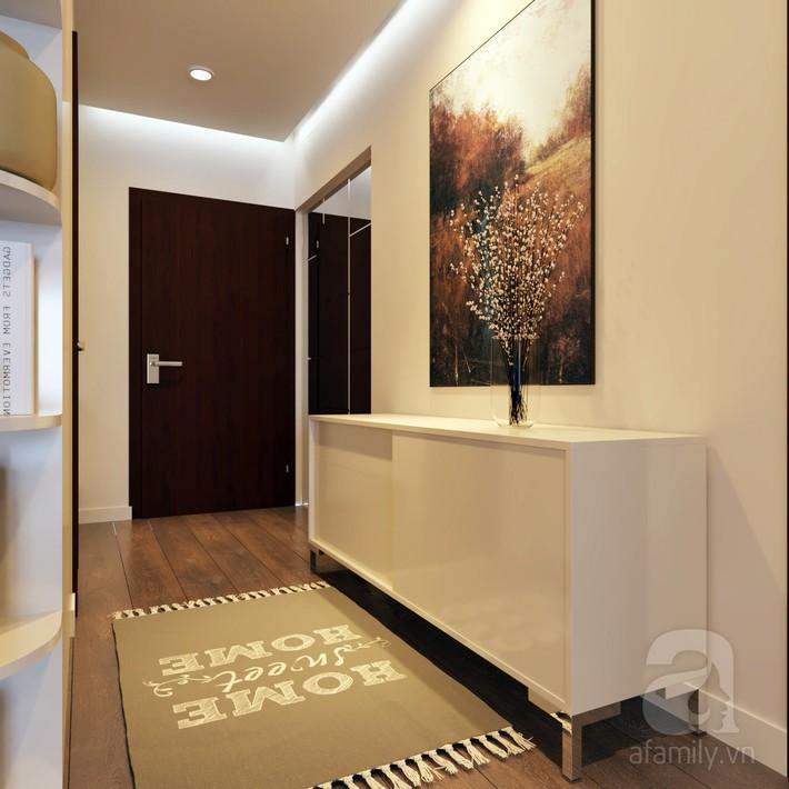 Chưa đến 250 triệu, chủ nhân của căn hộ 110m² này đã được KTS tư vấn thiết kế một không gian sống thanh lịch và ấn tượng - Ảnh 2.