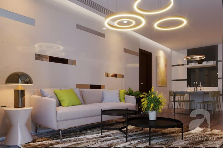 Chưa đến 250 triệu, chủ nhân của căn hộ 110m² này đã được KTS tư vấn thiết kế một không gian sống thanh lịch và ấn tượng - Ảnh 5.