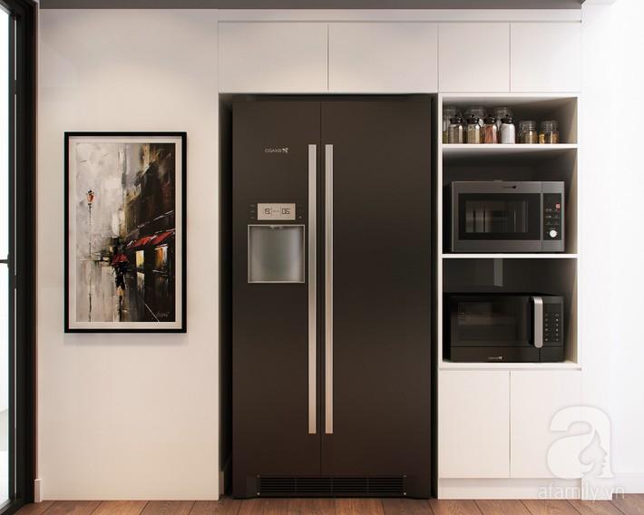 Chưa đến 250 triệu, chủ nhân của căn hộ 110m² này đã được KTS tư vấn thiết kế một không gian sống thanh lịch và ấn tượng - Ảnh 7.