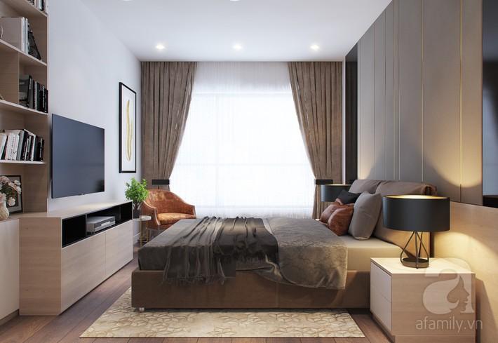 Chưa đến 250 triệu, chủ nhân của căn hộ 110m² này đã được KTS tư vấn thiết kế một không gian sống thanh lịch và ấn tượng - Ảnh 10.