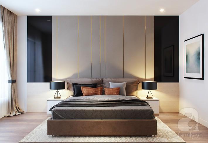 Chưa đến 250 triệu, chủ nhân của căn hộ 110m² này đã được KTS tư vấn thiết kế một không gian sống thanh lịch và ấn tượng - Ảnh 12.