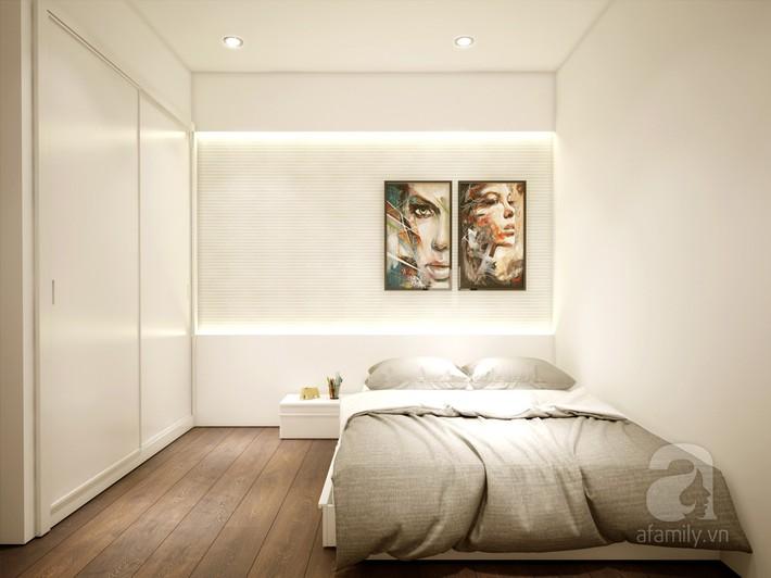 Chưa đến 250 triệu, chủ nhân của căn hộ 110m² này đã được KTS tư vấn thiết kế một không gian sống thanh lịch và ấn tượng - Ảnh 14.