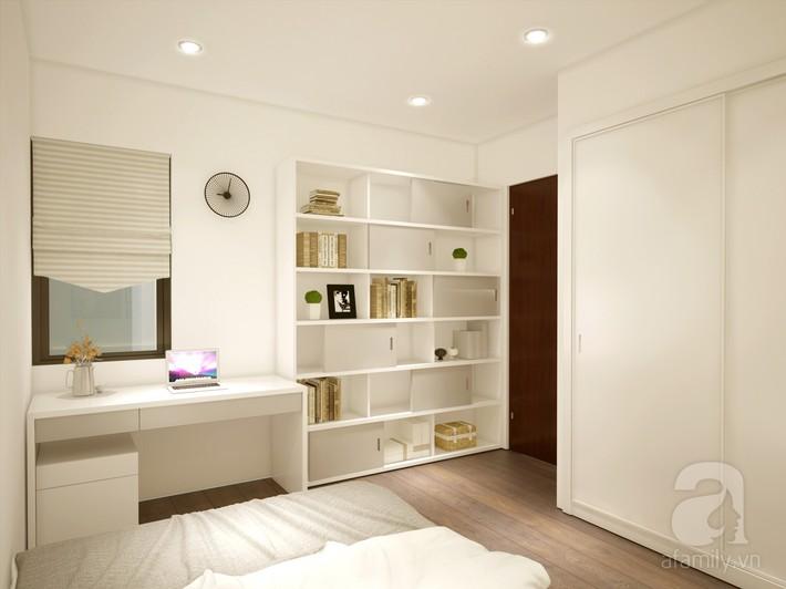 Chưa đến 250 triệu, chủ nhân của căn hộ 110m² này đã được KTS tư vấn thiết kế một không gian sống thanh lịch và ấn tượng - Ảnh 15.
