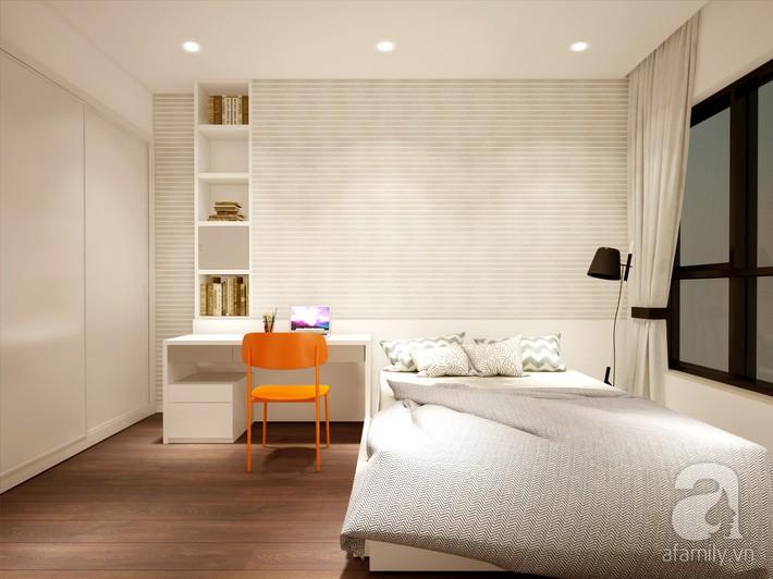 Chưa đến 250 triệu, chủ nhân của căn hộ 110m² này đã được KTS tư vấn thiết kế một không gian sống thanh lịch và ấn tượng - Ảnh 16.