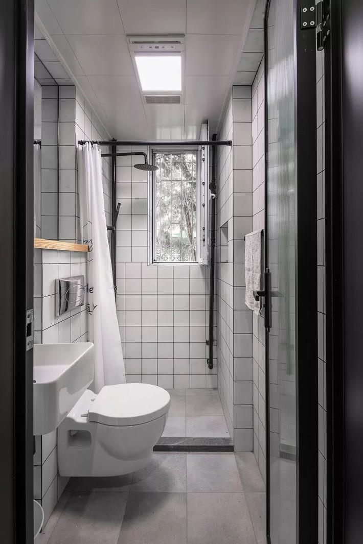 Căn hộ 60m² ở khu tập thể cũ tưởng như chẳng ai muốn ở biến hình thành không gian vạn người mơ ước sau cải tạo - Ảnh 21.