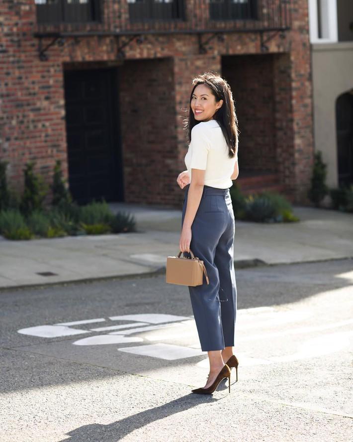 15 gợi ý đến từ street style Châu Á sẽ giúp bạn mặc đẹp suốt cả tuần này - Ảnh 12.